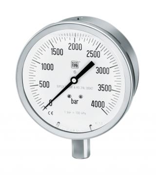 Manometri Mgs22 DN100-150 per alta pressione,