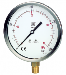 MS1 DN150 standard gauges