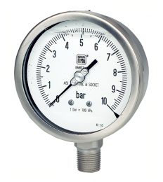 Pressure gauge MGS18 DN100-150 on offer