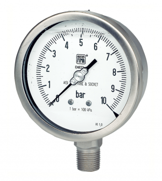 Pressure gauge MGS18 DN100-150 on offer
