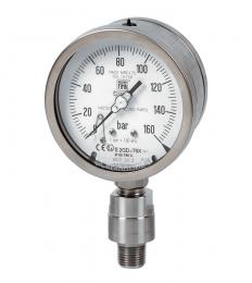 manometri MGS41 DN100-150 norme Nace
