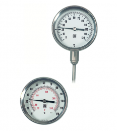 Temperature gauges - thermometers TB7