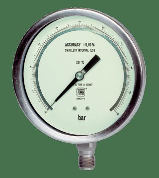 manometri di controllo MN15 DN150