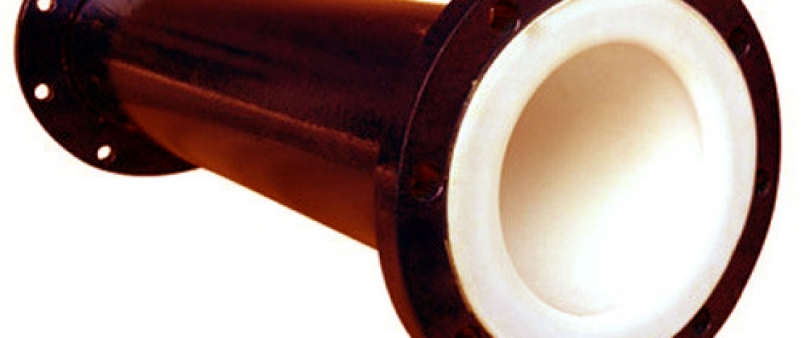 PTFE lined pipe and instrumentation