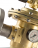 High flow pressure regulato R128