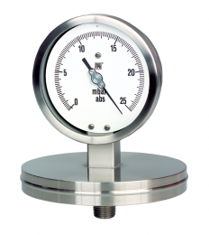 diaphragm pressure gauges