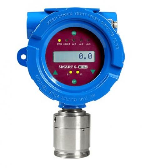 SMART S-IR gas detectors