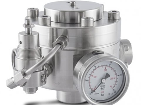 Pressure regulators Insert deal