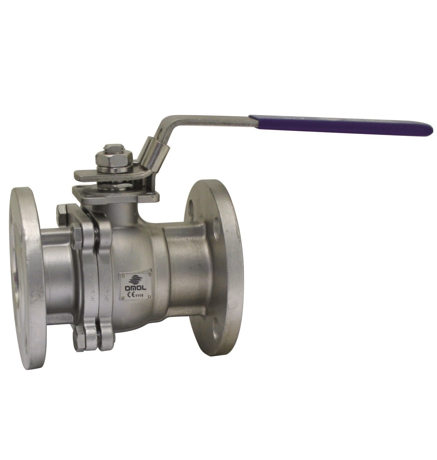 Spartan split body ball valve