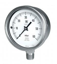 Capsule pressure gauge MN9/18