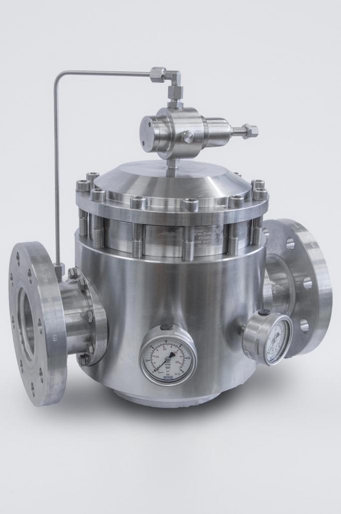 Riduttori di pressione R3126 DN100 DN80