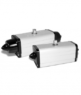 Aluminium pneumatic actuators