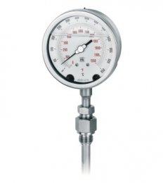 Termometri a gas inerte TA8 DN100
