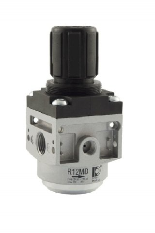 Pressure regulators series MD model R12MD - R38MD