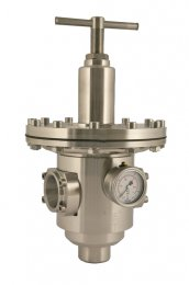 Pressure regulator R3128