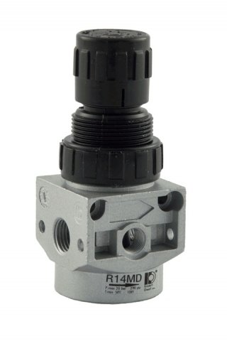 Riduttori di pressione R14MD - R18MD