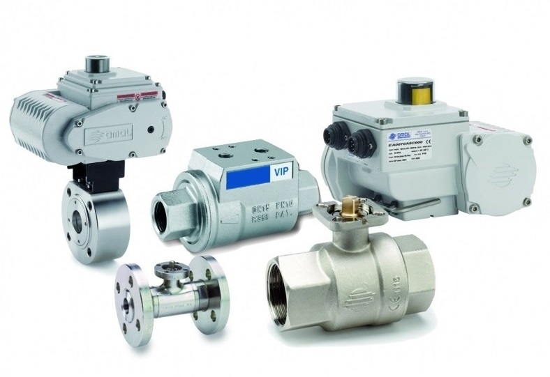 Omal valves and instrumentation