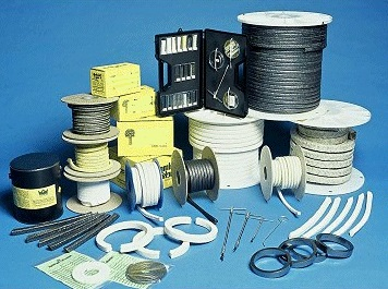 Gaskets, seals and gland packings