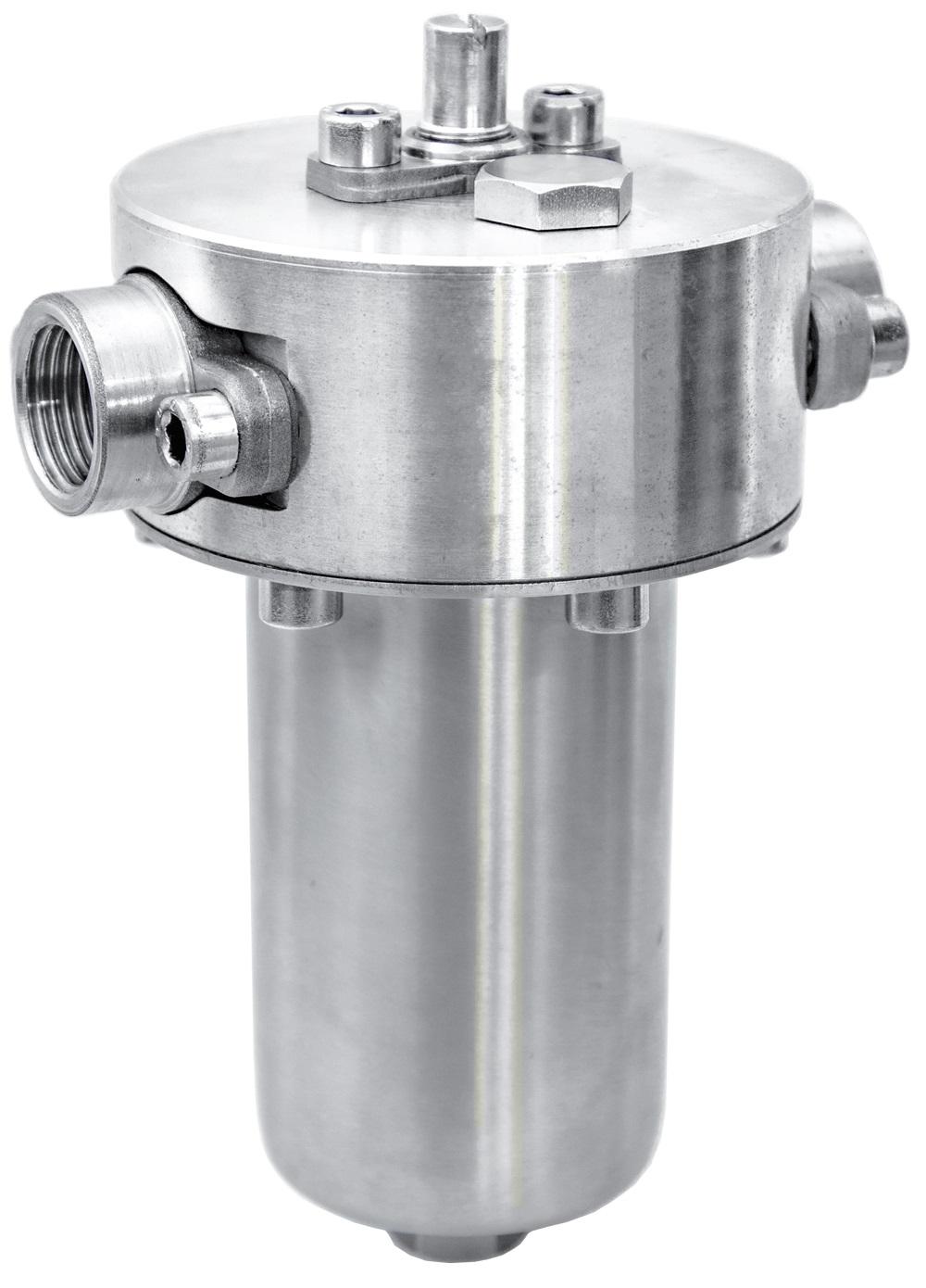Lubrificatori per gas 312L2