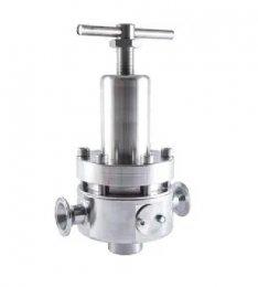 Riduttori di pressione Tri-Clamp