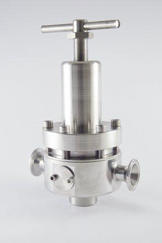 riduttori di pressione tri-clamp 3TCR2